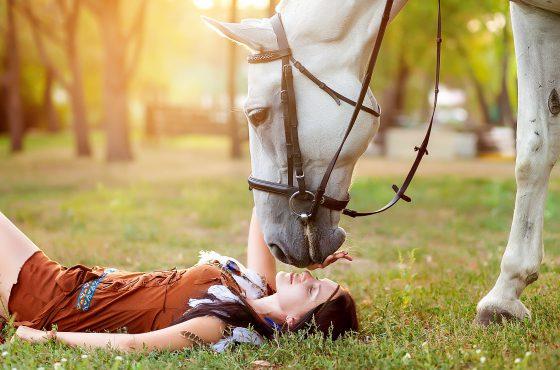 Прокат лошадей Днепр (психологические аспекты)