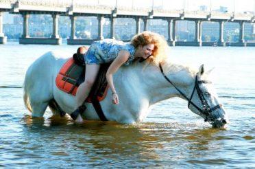 Отдых (релакс) на лошадях в Днепре