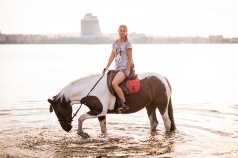 Рекомендации по экипировке для прогулки на лошадях