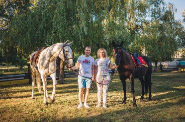 Прокат лошадей в Украине Днепр